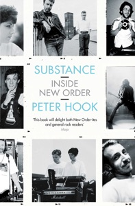 Substance: Inside New Order Book Cover