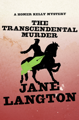 Jane Langton - The Transcendental Murder book