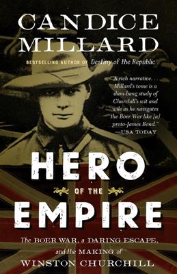 Hero of the Empire - Candice Millard book