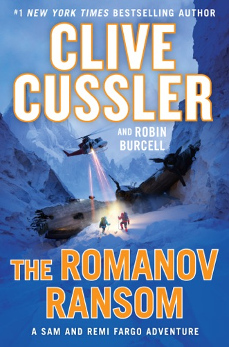 The Romanov Ransom - Clive Cussler & Robin Burcell - Clive Cussler & Robin Burcell