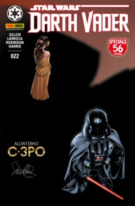 Darth Vader 22 Book Cover