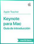 Keynote para Mac Guía de introducción macOS Sierra