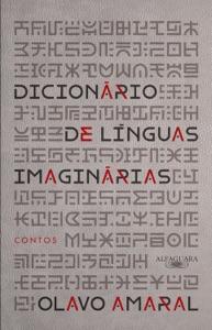 Dicionário de línguas imaginárias Book Cover
