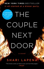The Couple Next Door - Shari Lapena Book