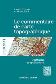 Le commentaire de carte topographique - Méthodes et applications