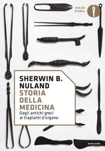 Storia della medicina Book Cover
