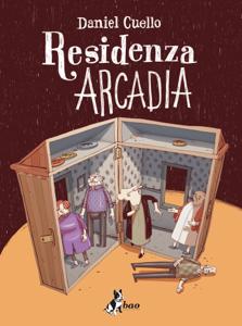 Residenza Arcadia Copertina del libro