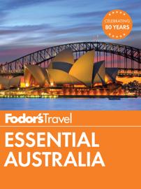 Fodor's Essential Australia book