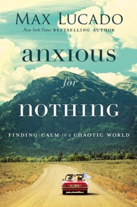 Anxious for Nothing Book Cover
