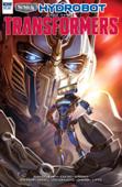 Schick Hydrobot & The Transformers One-Shot