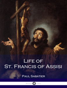 Life of St. Francis of Assisi Copertina del libro