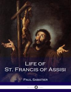 Life of St. Francis of Assisi Copertina del libro