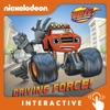 Driving Force! (Blaze And The Monster Machines) Interactive Edition (Enhanced Edition)