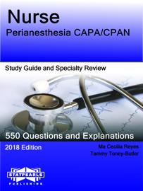 Nurse-Perianesthesia CAPA/CPAN book