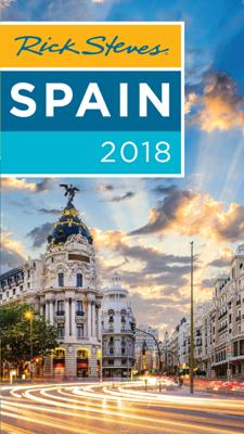 Rick Steves Spain 2018 - Rick Steves book