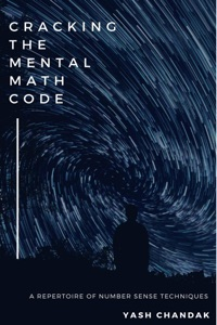 Cracking the Mental Math Code Book Cover