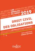 Annales Droit civil des obligations 2019. Méthodologie & sujets corrigés