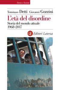L'età del disordine Libro Cover