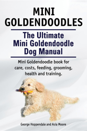 Mini Goldendoodles.  The Ultimate Mini Goldendoodle Dog Manual. Miniature Goldendoodle book for care, costs, feeding, grooming, health and training.