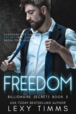 Lexy Timms - Freedom book