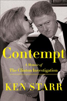 Contempt - Ken Starr book