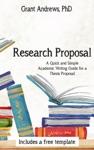 Research Proposal Academic Writing Guide For Graduate Students