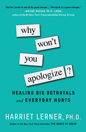 Why Won't You Apologize? book