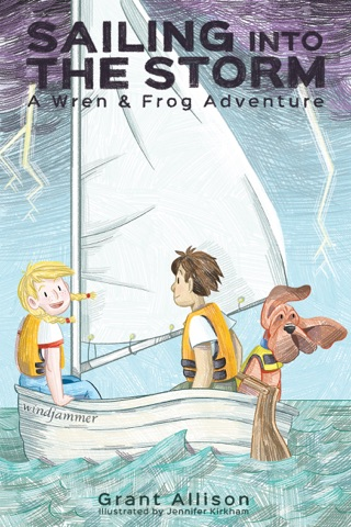 Sailing into the Storm on Apple Books