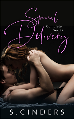 Special Delivery - Complete Series - S. Cinders book