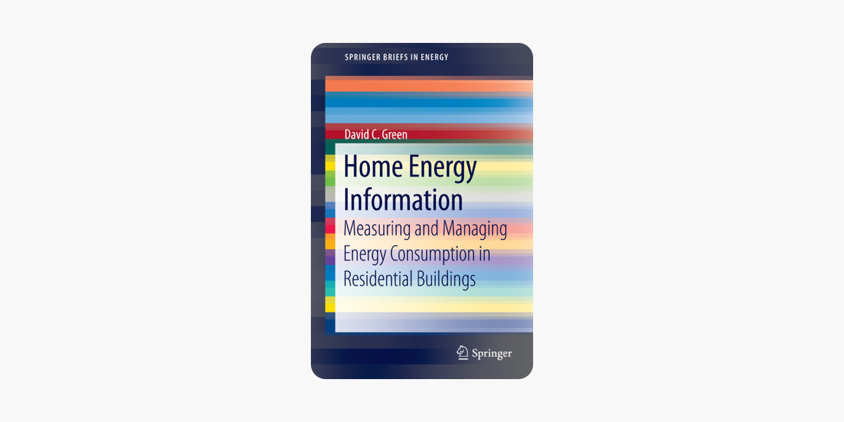 Measuring and Managing Energy Consumption in Residential Buildings