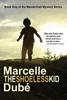 Marcelle Dubé - The Shoeless Kid kunstwerk