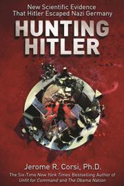 Hunting Hitler book