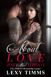 About Love - Lexy Timms book summary