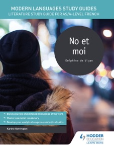 Modern Languages Study Guides: No et moi Book Cover
