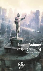 Le Cycle de Fondation, I - Fondation La couverture du livre martien