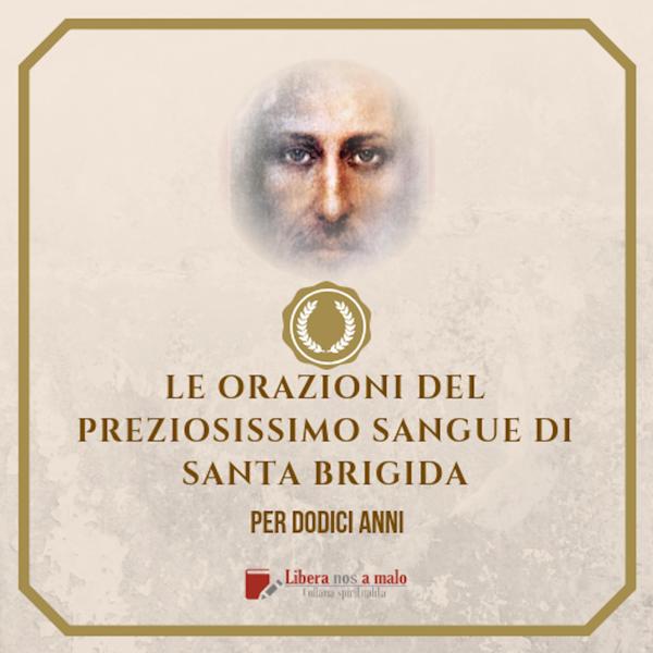 ORAZIONI DEL PREZIOSISSIMO SANGUE di Santa Brigida di Santa Brigida di Svezia