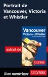 Portrait De Vancouver Victoria Et Whistler