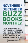 NovemberDecember Buzz Books Monthly