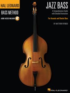 Hal Leonard Jazz Bass Method La couverture du livre martien