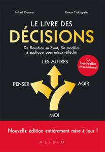 Le livre des décisions La couverture du livre martien