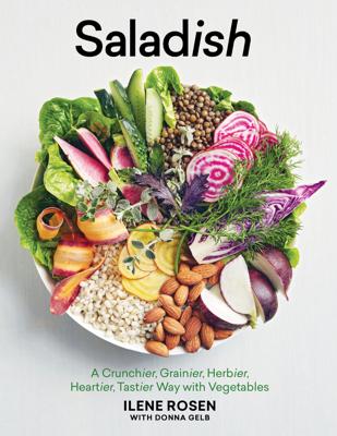 Saladish - Ilene Rosen book