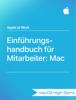 Apple Inc. - Business - Einführungshandbuch für Mitarbeiter: Mac Grafik