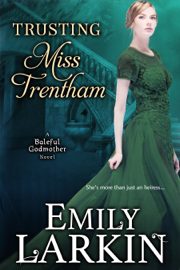 Trusting Miss Trentham book
