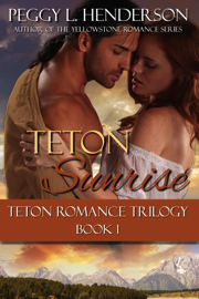 Teton Sunrise book