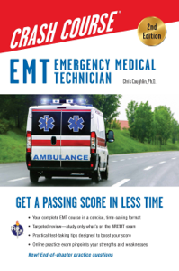 EMT Crash Course with Online Practice Test, 2nd Edition Book Cover
