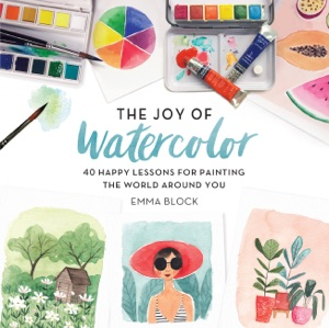 The Joy of Watercolor Book Cover