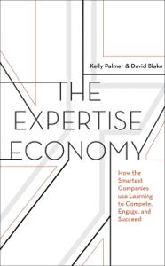 The Expertise Economy Boekomslag