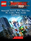 The Lego Ninjago Movie Video Game Nintendo Switch PS4 Xbox One PC Codes Wiki Guide Unofficial