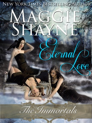 Eternal Love: The Immortal Witch Series image