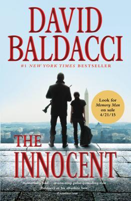 The Innocent - David Baldacci book